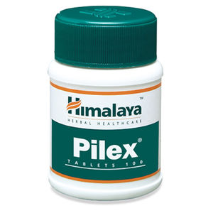 Himalaya Pilex 60 Tablets combo of 3 packs