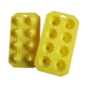 Modak shape 8 cavity mould