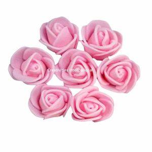 Pink Foam Flower (Small)