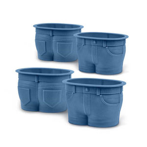 Jeans Muffin Top (Set of 4)