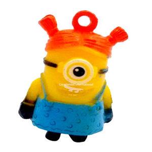 Mini Minion Cake Toppers 5