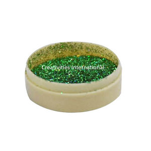 Dark Green Disco Glitter