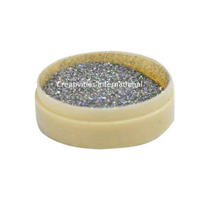 Silver Disco Glitters