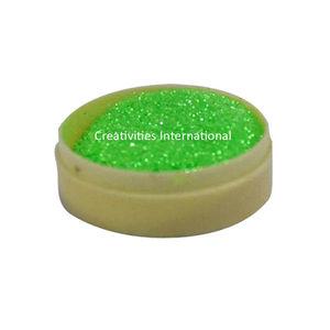 Leaf Green Disco Glitters