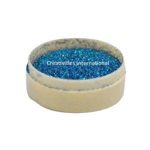 Sapphire Blue Disco Glitters