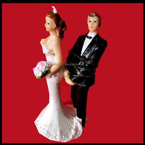 Wedding Couple Topper (Big) 1
