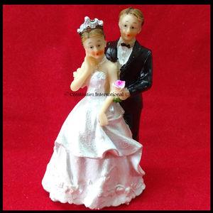 Wedding Couple Topper (Medium) 1