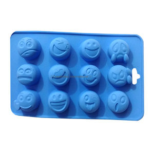 Whatsapp Smiley Silicone Chocolate Mould