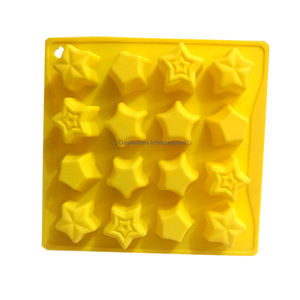 Christmas Star Silicone Chocolate mould