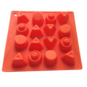 Hats Shapes Silicone Chocolate Mould