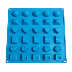 Multi shapes Silicone Chocolate Mould