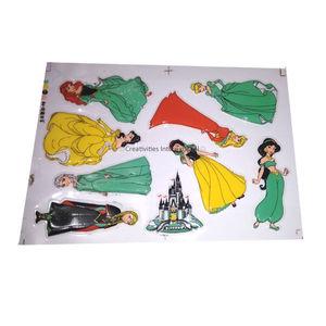 Disney Queens Plastic Mold
