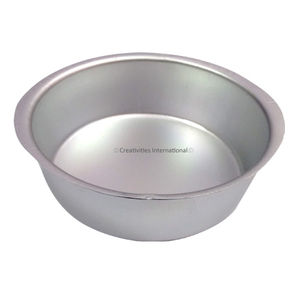 Round Cake Mold(9 INCH*9 INCH*2 INCH) BIG SIZE