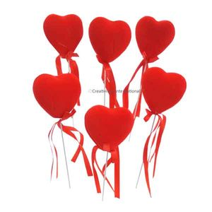 Valentine Small Heart Shape Bouquet Fillers