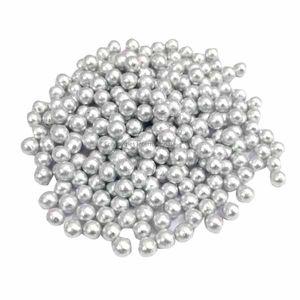 Sliver Sugar Ball (6mm)