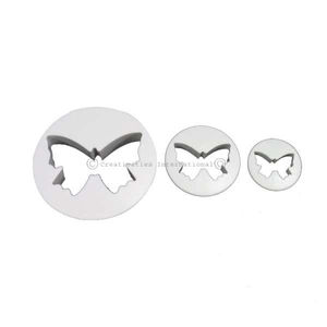 Butterfly Plunger Cutter(Set of 3)