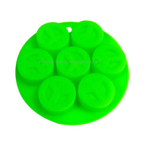 Silicone Smiley Chocolate Mould