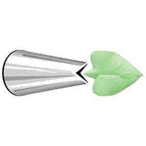 Large leaf nozzle tip