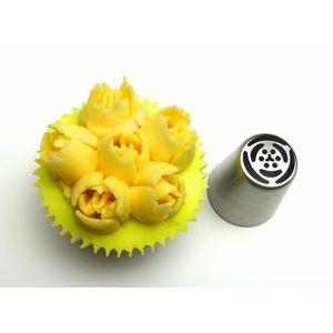 Flower bloom russian nozzle (small)