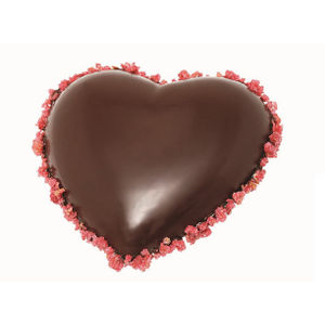 3D Heart Acrylic Chocolate Mold