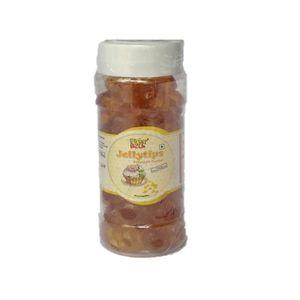 Fruit bell Jellytips - Pineapple  150GM