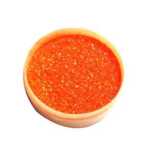 Orange Edible Sparkle Dust