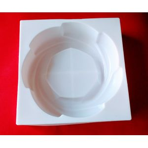 Fancy Flower Shape Silicone Entremet Mould