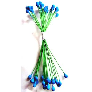 Blue & Green Wired Pollens
