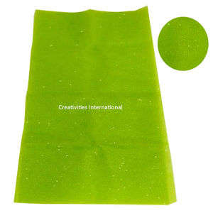 green color tissue sheet