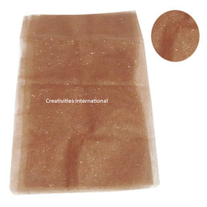 Brown color tissue sheet