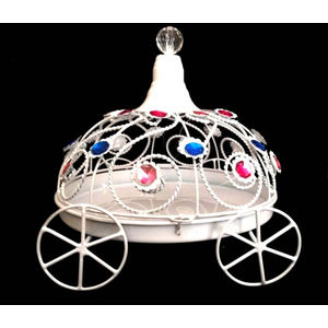 Wheel Cake Dome shape stand