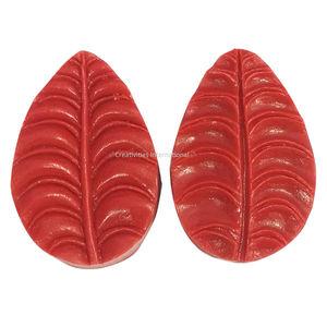 Silicone veiners  Leaf Shape Design 1