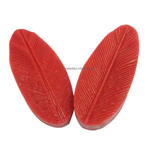 Silicone veiners  Leaf Shape  design 2