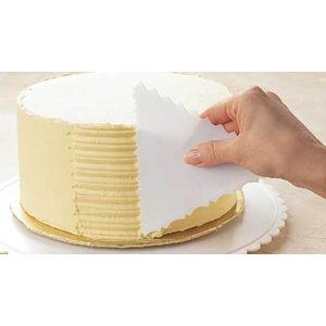 Triangular cake Comb (Set of 3)