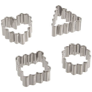 Crinkle Shape cookie Cutter