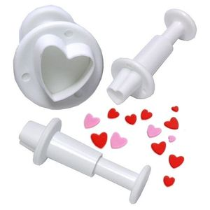 Heart Shape Plunger Cutter