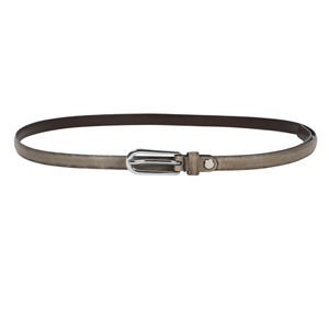 Da Milano Grey Ladies Belt