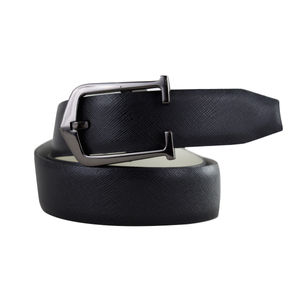 Da Milano Women Black/White Belt