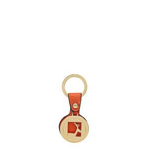 Da Milano Kc-5009A Orange Key Chain