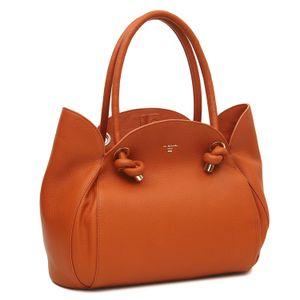 0115020a059 Da Milano Orange Satchel Bag · Da Milano Orange Satchel Bag