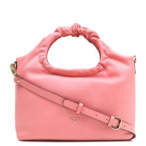 ca3aef7460 Da Milano Pink Satchel Bag ...