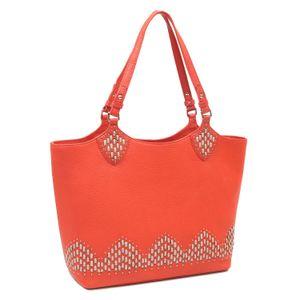 050f097f87 Da Milano Red Tote Bag · Da Milano Red Tote Bag