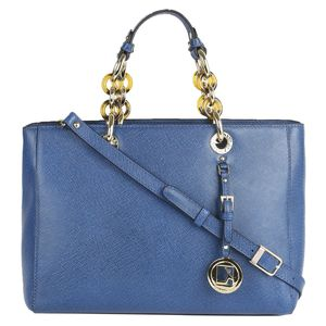 a36f8b8ec6 Da Milano Lb-3808 Royal Blue Top Handle Bag