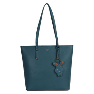 Da Milano Lb-4215 Green Shopper Bag