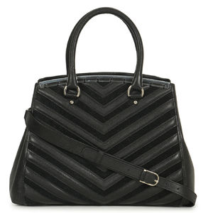 Da Milano Black Top Handle Bag ... 63fc076a3611c