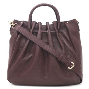 d8f0bdd367 Da Milano Purple Satchel Bag ...