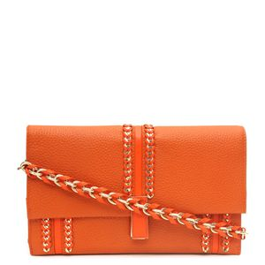 a89ccd1e07 Da Milano Orange Sling Bag ...