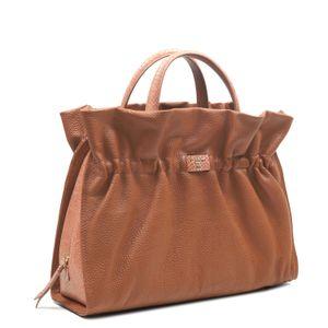 4d6f0f48d8 Da Milano Cognac Satchel Bag · Da Milano Cognac Satchel Bag