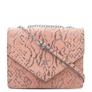 a6b6f70138cb Da Milano Pink   Silver Sling Bag ...