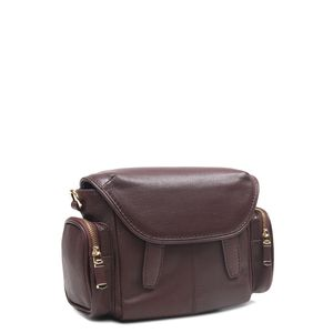 1e1bb36909 Da Milano Purple Sling Bag · Da Milano Purple Sling Bag